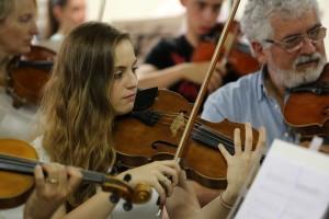 Prove d'orchestra 16 luglio 2014